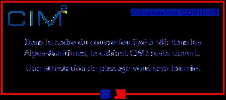 Attestation Covid-19_cim2